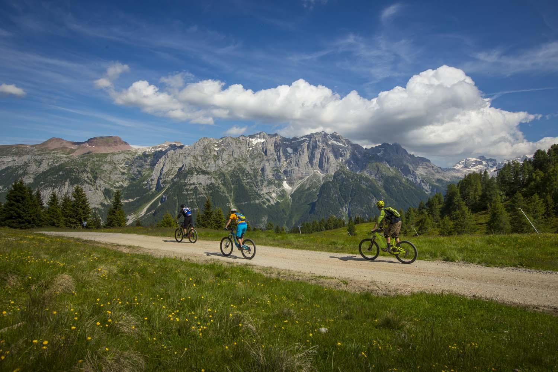Bike Dolomiti di Brenta Ph M.Cappe