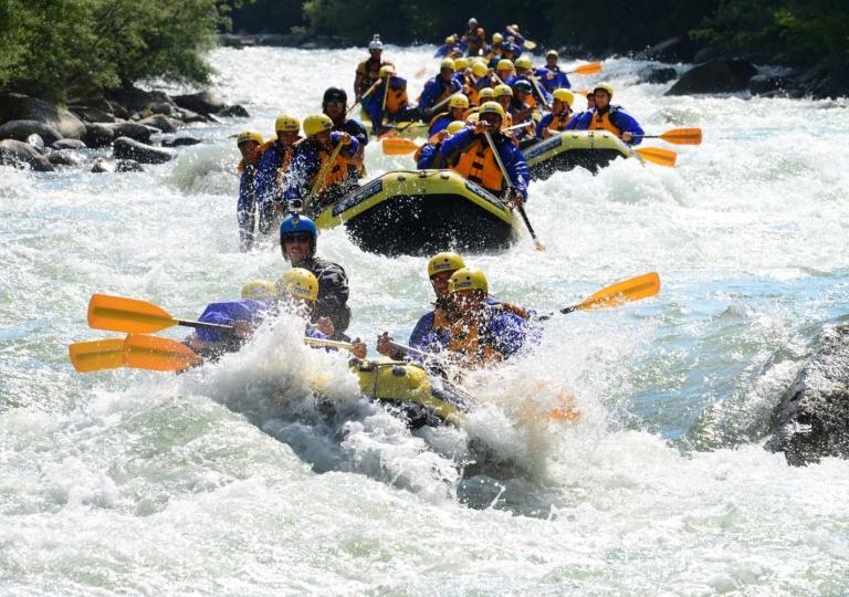Rafting Fiume Noce Ph  G.Bernardi